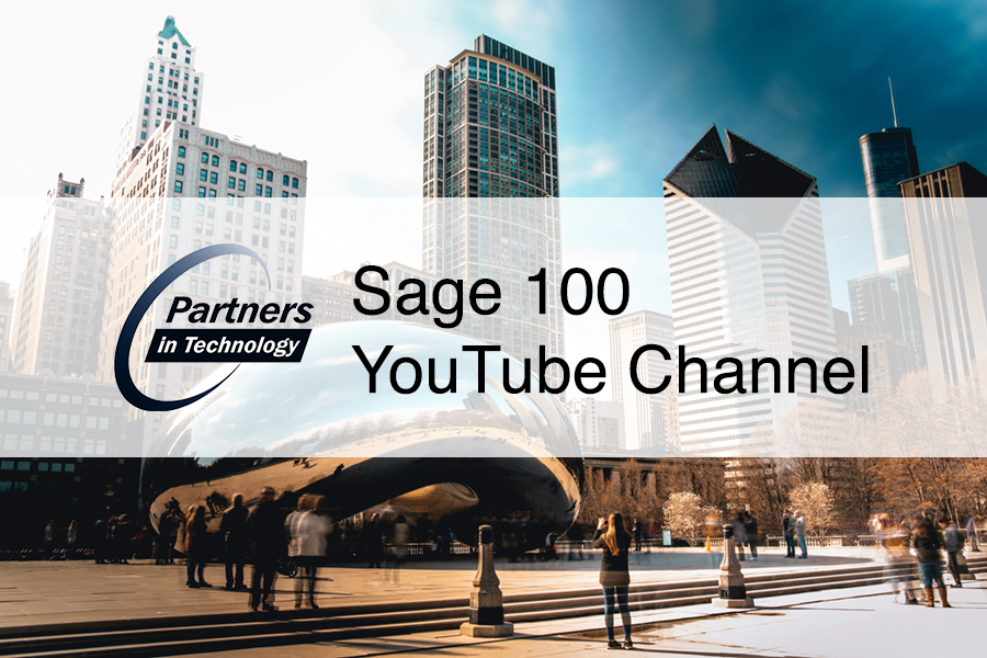 Announcing New Sage 100 YouTube Channel